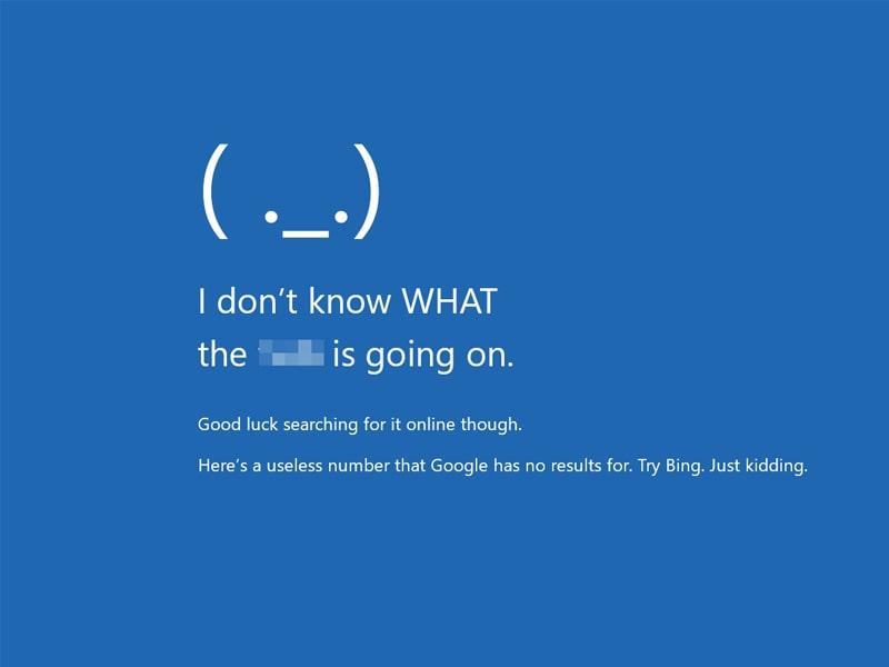 C:\:$i30:$bitmap - Câu lệnh đơn giản này sẽ làm cho ổ cứng của máy Windows 10 ngừng hoạt động